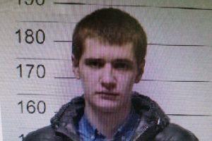 В Курске ищут молодого человека, подозреваемого в кражах