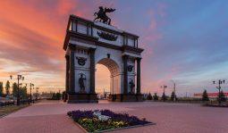 В Курске планируют внедрить дизайн-код на проспекте Победы