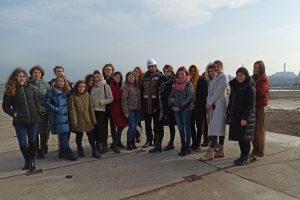 Курские студенты побывали на экскурсии на КуАЭС