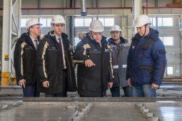 На Курской АЭС-2начали изготавливать специальные панели