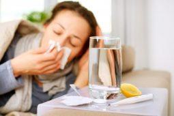 В Курской области заболеваемость ОРВИ и гриппом снижается