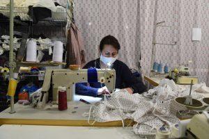 К выпуску гигиенических  масок приступили еще девять предприятий региона