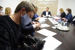 В борьбе  с коронавирусной инфекцией бизнес  и общественники объединились