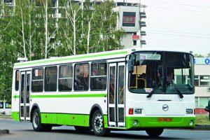 Начало сезона дачных перевозок отложено до 1 мая