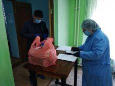 Курская область получает продукты для школьников-льготников