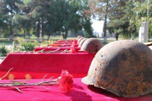 В Суджанском районе к юбилею Победы  будут открыты мемориальные плиты  с именами советских воинов
