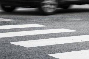 В Курске на переходе сбили 45-летнего пешехода