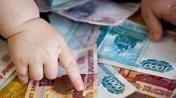 Курянин задолжал 150 тысяч рублей на алименты дочери