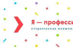 """Стали победителями олимпиады """"Я – профессионал"""""""