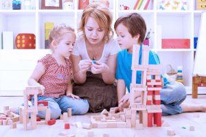 Чем занять ребенка в четыре года дома