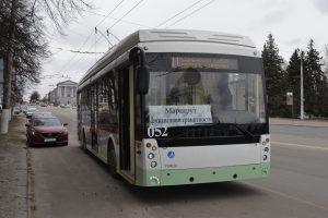 «Трамвайный автобус»  стал любимым транспортом курян