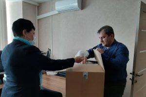 Курские депутаты оказали  поддержку врачам скорой помощи