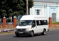 В Курске вечером исчезает пассажирский транспорт