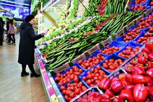 Куряне обеспечены  картофелем и другими овощами