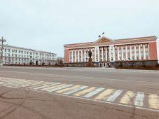 Власти прокомментировали одиночный пикет курской предпринимательницы