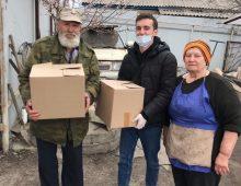 Курские добровольцы объединились в борьбе с коронавирусом