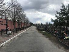 Курские кладбища закрывают для посещения