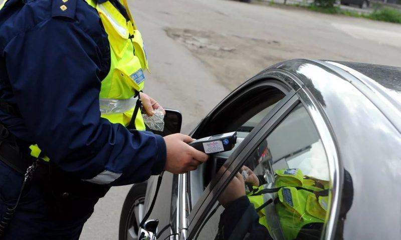 Курских водителей проверят на трезвость
