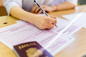Курские школьники начнут сдавать ЕГЭ с 29 июня