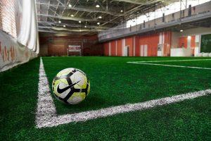 В Курске обсудили строительство футбольного манежа