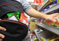 Курянин украл 17 коробок конфет из магазина на День всех влюбленных