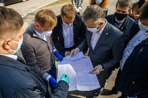 В Курске вместе с ЮЗГУ создадут академию тенниса