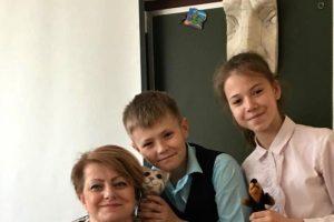 Курские школьники завершили учебный год дистанционно