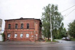 Дом Беньковских в Курске восстановят в течение семи лет