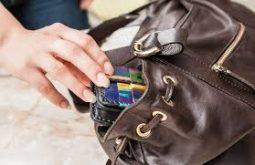 В Курской области вор украл с дачи кошелек