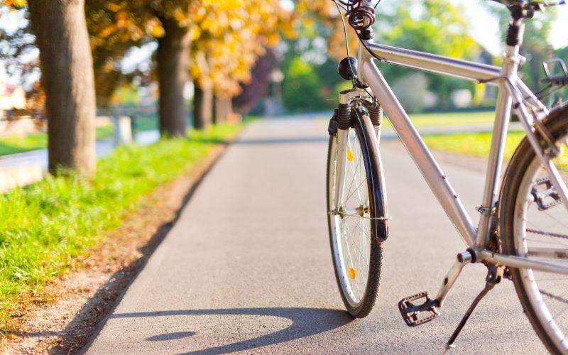 Курские полицейские раскрыли кражу велосипеда