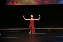 Курянка одержала победу во Всероссийском хореографическом конкурсе