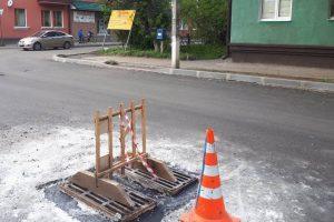 Куряне украли дорожных люков на сумму около 90 тысяч рублей