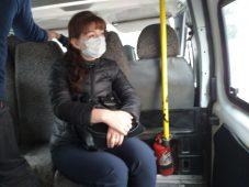 Поездка без маски курянам обходится в тысячу рублей