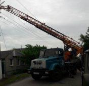 В Курской области без электричества осталось 370 домов