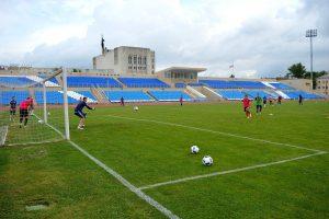 """В Курске """"Трудовые резервы"""" после реконструкции останутся стадионом"""