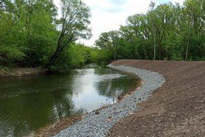 В Курской области расчистят 15 км реки Сейм за 330 миллионов