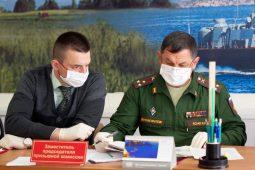 Курских призывников обяжут тестироваться на коронавирус