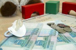 Курские семьи начали получать выплаты за каждого ребенка