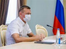 В Курской области появится хоспис для детей