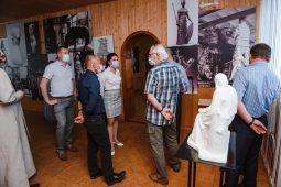 В Курской области установят памятный знак Вячеславу Клыкову