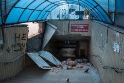Мэр ужаснулся, увидев подземные переходы Курска