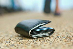 В Курской области студенты нашли чужой кошелек и присвоили себе
