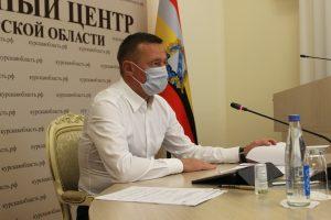 Роман Старовойт прокомментировал вспышку коронавируса в Фатежском районе
