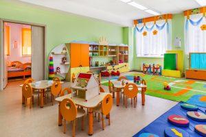 В детсадах Курской области 153 ребенка находятся на карантине по коронавирусу