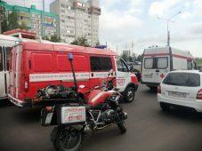 В Курской области сохраняется 4 класс пожарной опасности