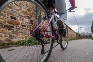 В Курской области подростки украли два велосипеда