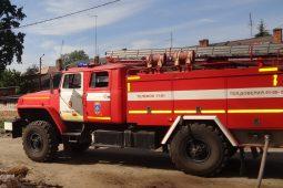 В районах Курской области вводят особый противопожарный режим