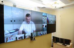 В администрации Курской области обсудили борьбу с коррупцией