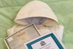 В БСМП  выписали первых новорожденных