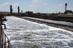 В Курске продолжается реконструкция очистных сооружений